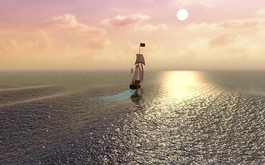 a-pirate-sun