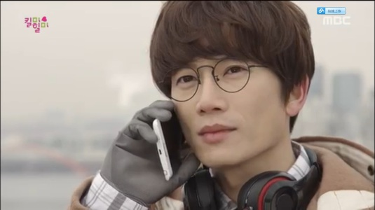 Ahn Yo Sub. The personality who always wanted to kill himself. Created because Shin Se Gi and-or Cha Do Hyun hated everything and needed to escape.